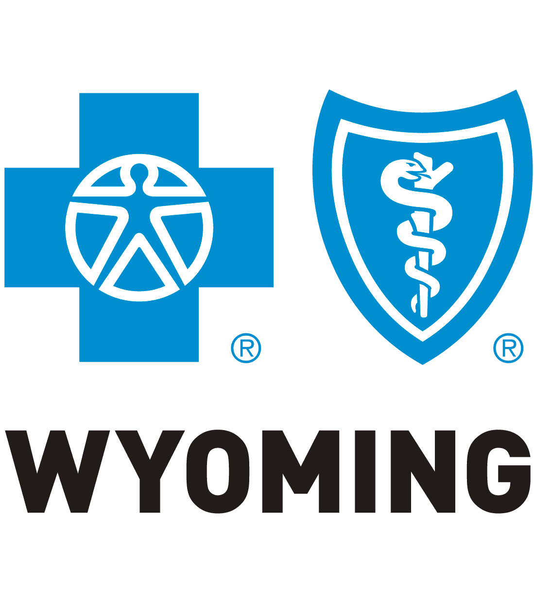 BCBS Wyoming Logo